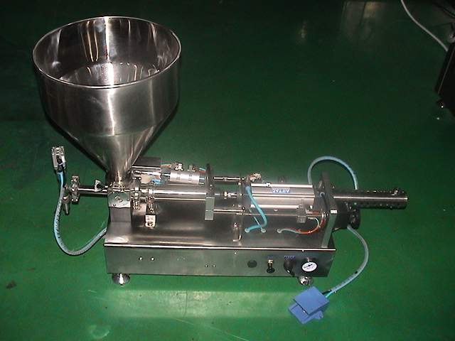 Rotary Valve Piston Filler (Pneumatic Type)