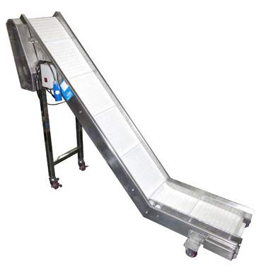 S/S Tall Outfeed Conveyor