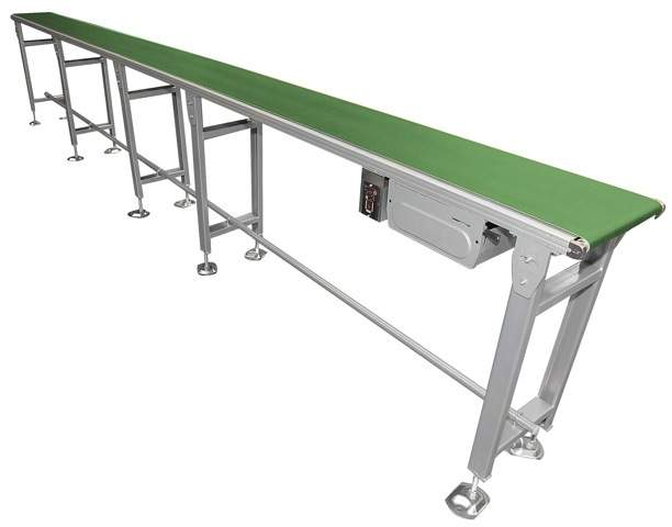 EHR18-13SS Expandable Roller ConveyorIOPAK Conveyor (variable speed ) 300X5000