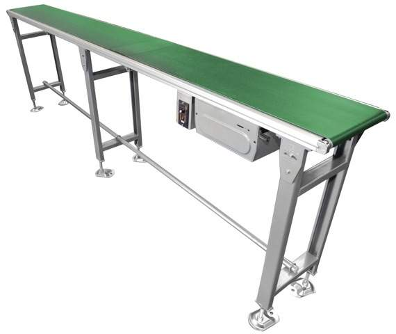 EHR18-13 Expandable Roller ConveyorIOPAK Conveyor (variable speed ) 300X3000