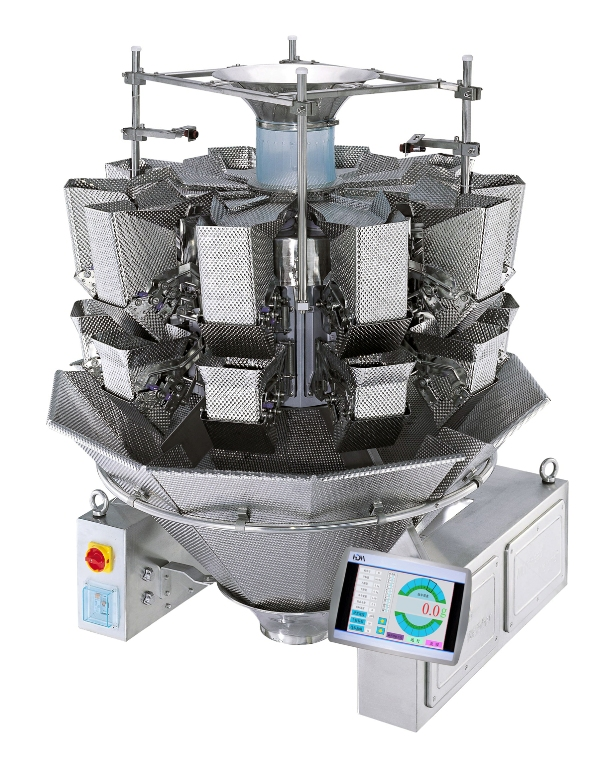 AC-7-220 Checkweigher with Twin Arm RejectOverall View - Showing Dimple Plate Model