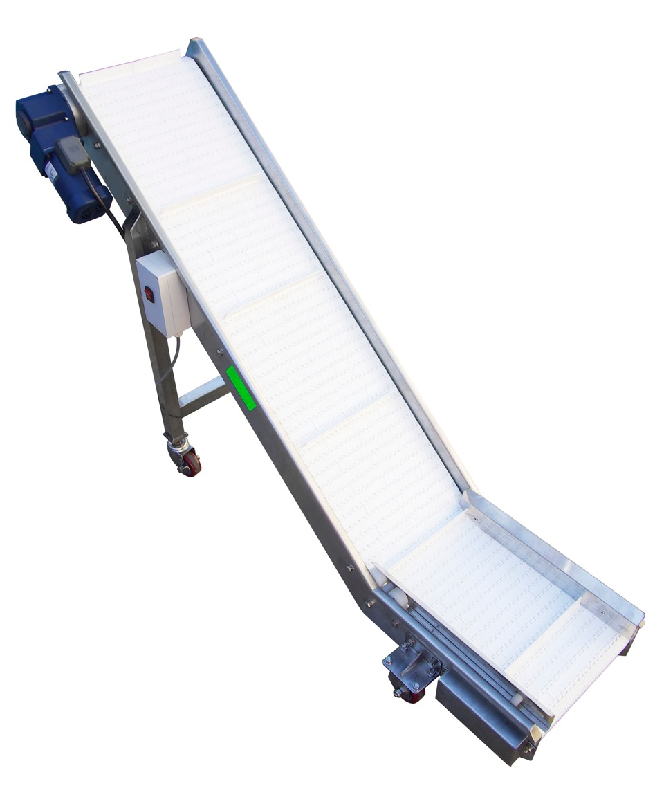 34-GI-300-5000-H14 (Support Type: 34CSH9) Conveyor (variable speed) 300 x 5000Overall View