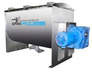 NEW s/s  Double Helix Ribbon Blender (5000L) moist product)