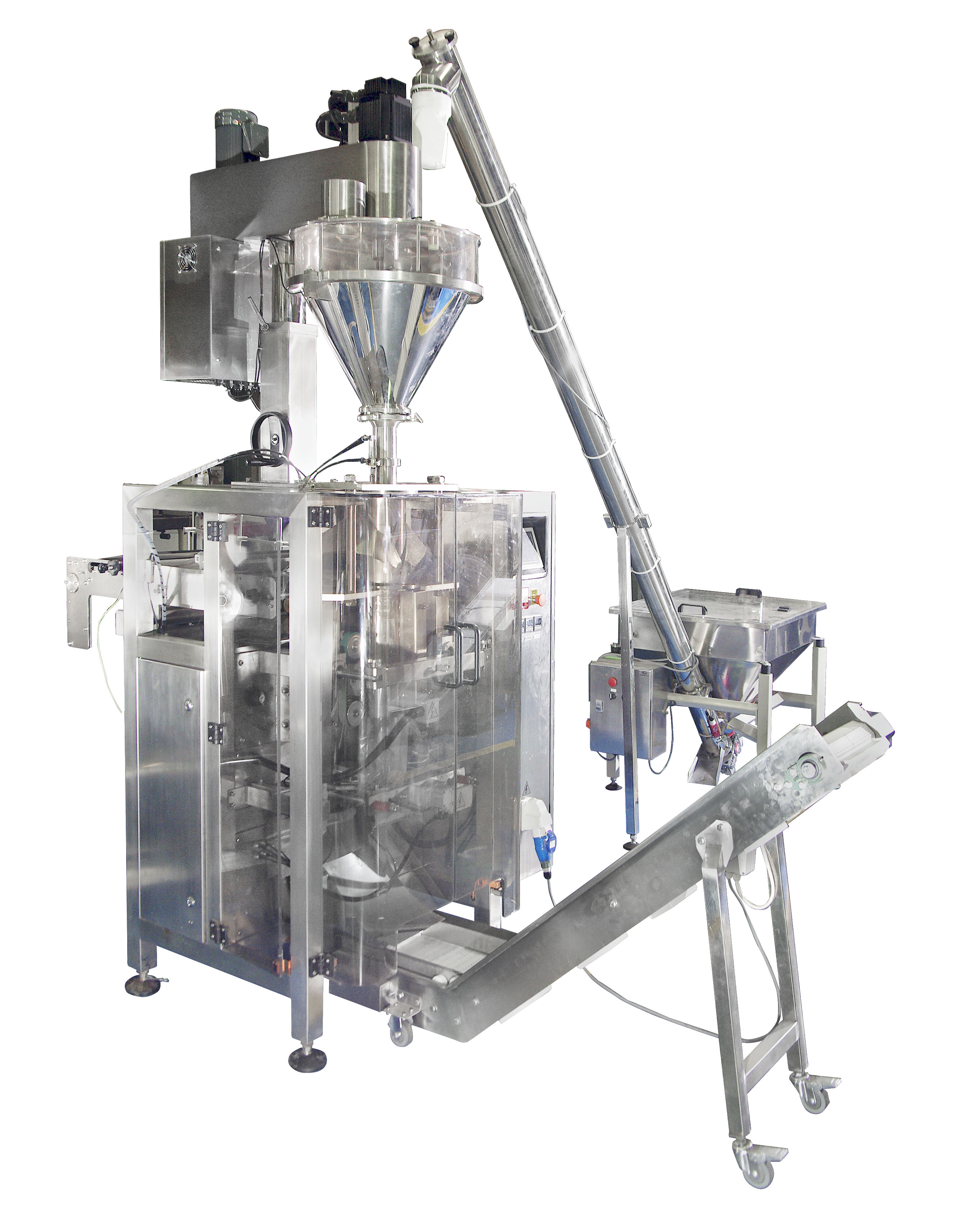 BRAND NEW Powder Filling and Bagmaking Line