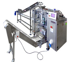 BRAND NEW! Confectionery Packaging Line (With Indexing System)