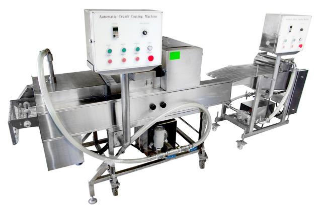 Crumbing & Battering / Breading Machine