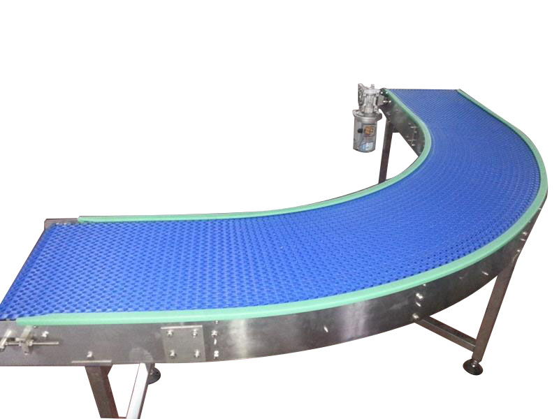 90-Degree Bend Conveyor