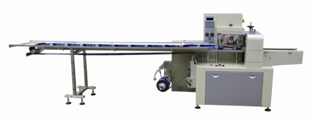 Horizontal Flow Wrapper (HFFS) - sticky, bulky materials