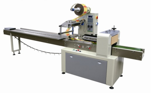 Horizontal Flow Wrapper (Electro-Mechanical, Rotary Jaw)