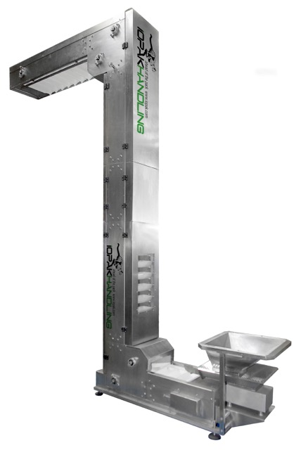 RT1200 Accumulating/Unscrambling Table (S/S)IOPAK Stainless Steel Bucket Elevator