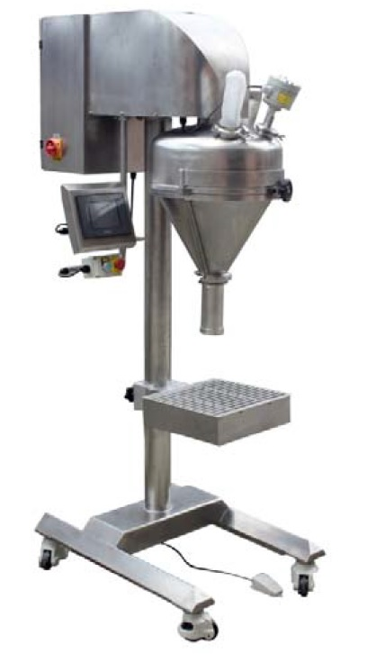 Servo Driven Auger Filler