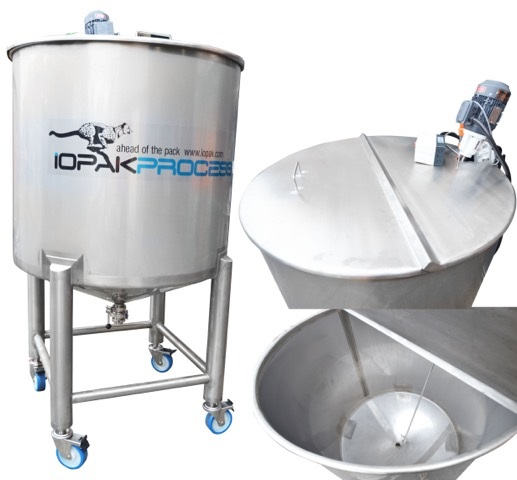 Clean Skin Mixing Tank (Prop Stirrer)